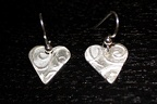 Enspiraled Heart Earrings