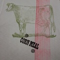 Corn Meal Cow